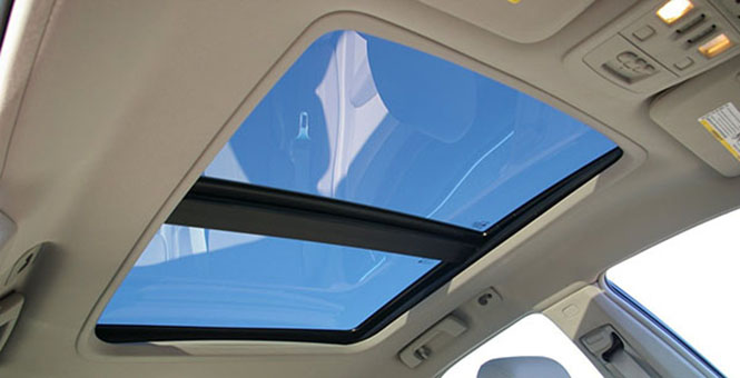 Houston Auto Sunroof Replacement